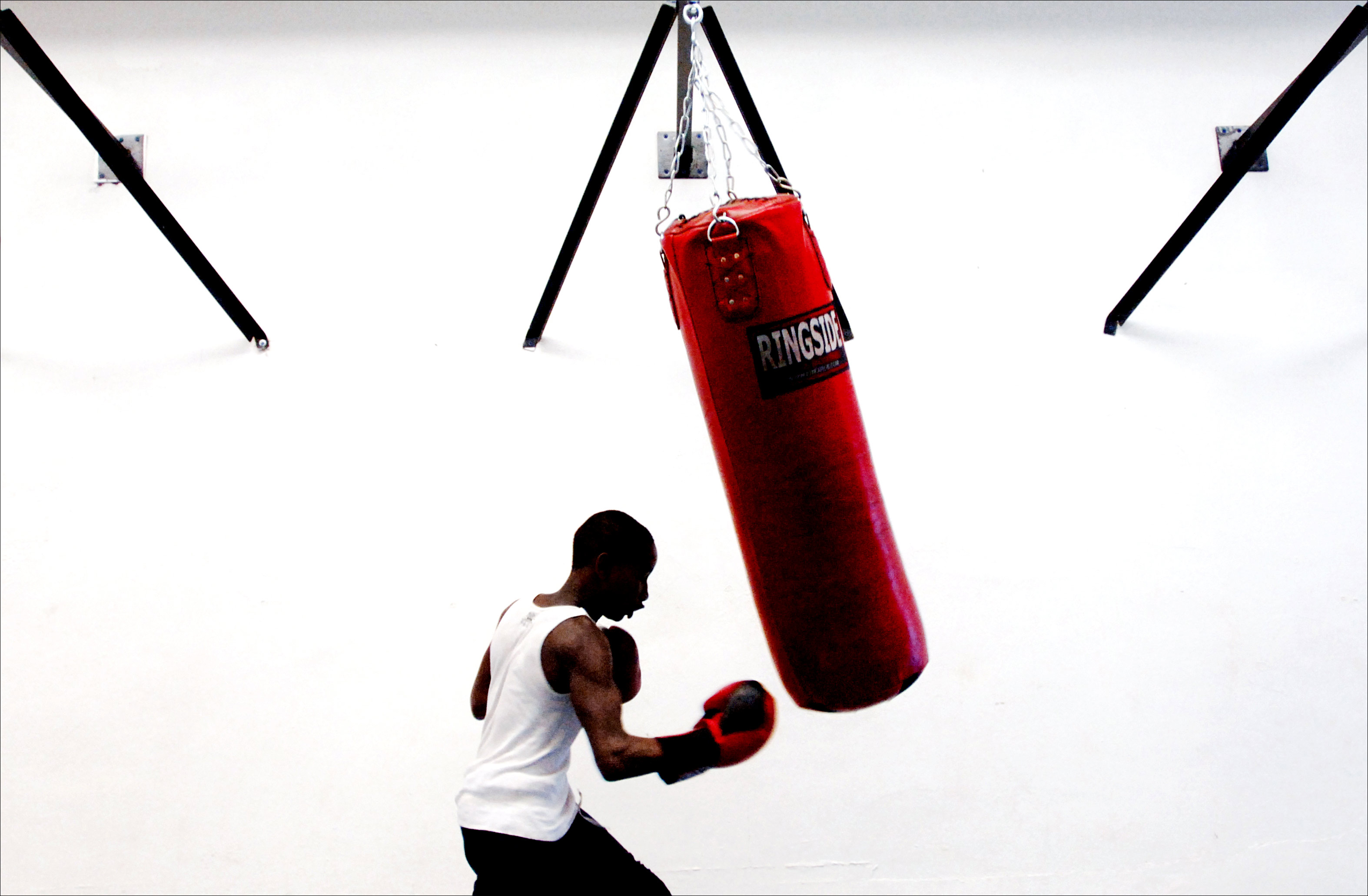 JOHNNY ANDREWS PHOTOGRAPHY : EDITORIAL :: Boxing