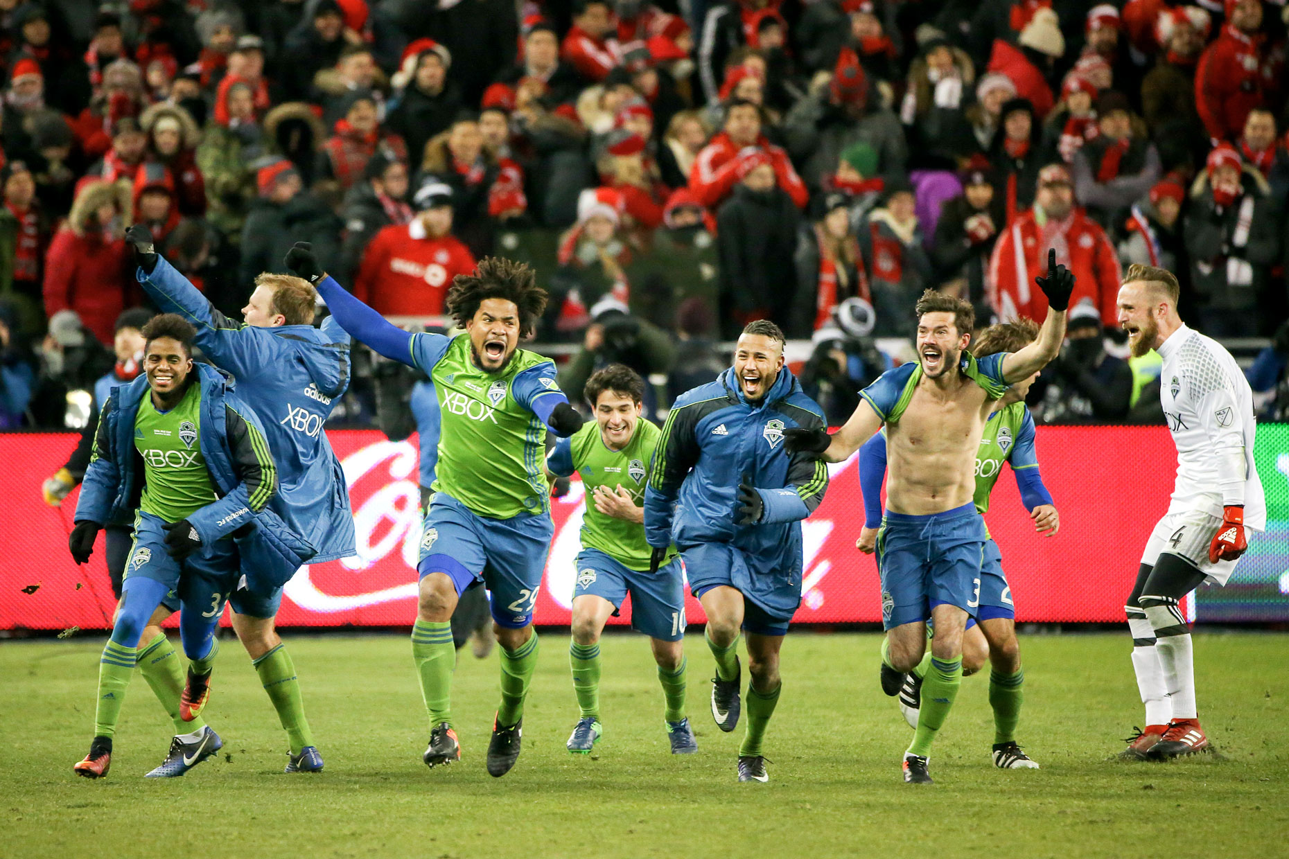 JOHNNY ANDREWS PHOTOGRAPHY : EDITORIAL :: Seattle Sounders