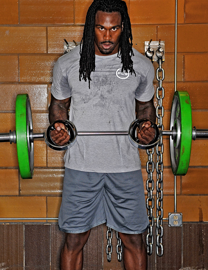 JOHNNY ANDREWS PHOTOGRAPHY :: PORTRAITURE :: NFL player Steven Jackson