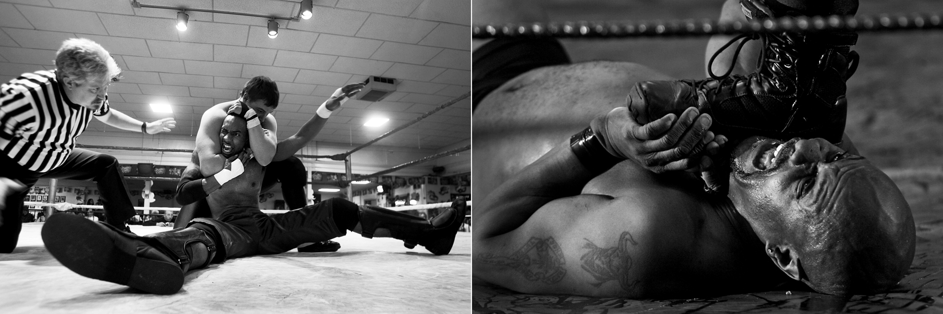 JOHNNY ANDREWS PHOTOGRAPHY : PROJECTS :: Ringside